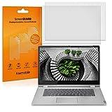 kwmobile 2x Pellicola Protettiva per Display compatibile con Lenovo IdeaPadC340 (14') - Set Pellicole Proteggi Schermo - Copertura Opaca Antiriflesso