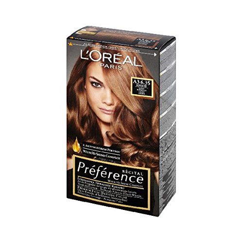L'Oreal Paris Recital Preference A3 6.35 Havane Haar Farbe