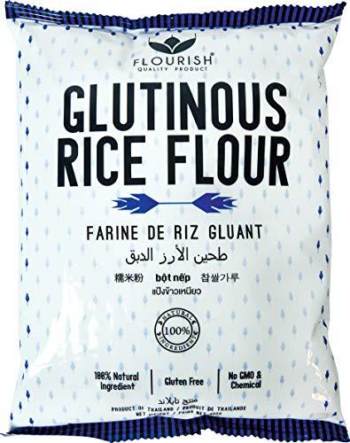 Flourish Harina De Arroz Glutinoso 400 g