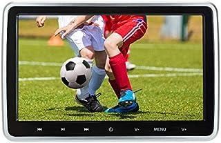 Rear Entertainment System car headrest DVD 10.1 inch 2 Packs Digital Screen External DVD Display+Touch Button+USB+SD+HDMI+...