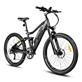 Eahora AM100 27.5inch Mountain Electric Bicycle 48V 10.4Ah...