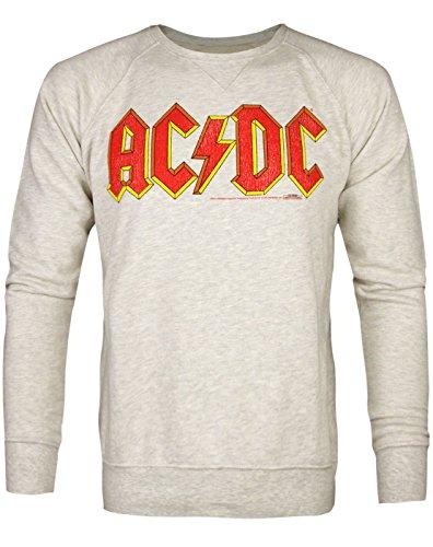 Amplified AC/DC Comics Logo Men's Sweatshirt