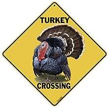 Best turkey crossing sign Reviews