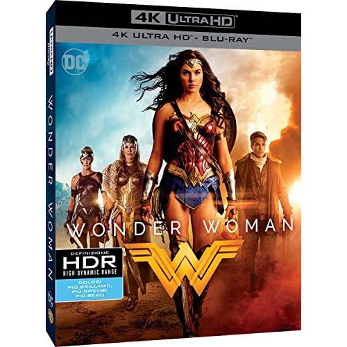 Wonder Woman (4K+Ultra Hd+Br)