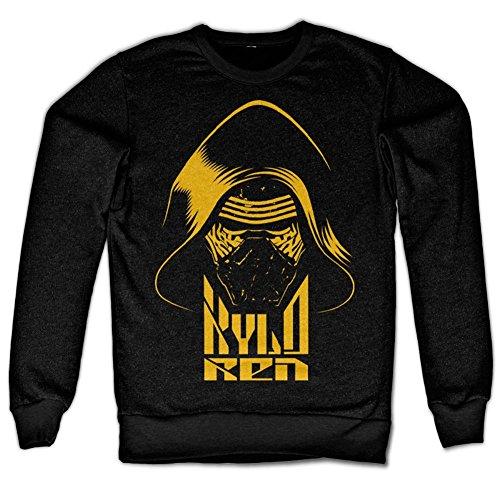 Kylo Ren Sweatshirt (Noir), Large