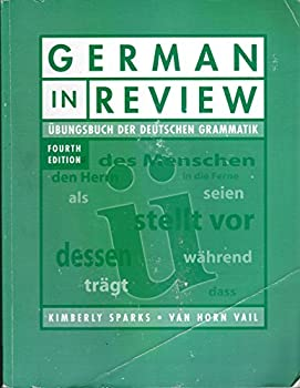 Workbook for German in Review, 4th 1413007546 Book Cover