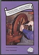 Spinning Wool - Basics & Beyond Wheels, Fiber Preparation & Spinning Techniques