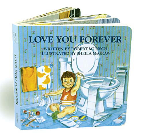 Munsch, R: Love You Forever