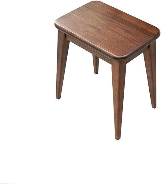 欧式木蜡油胡桃木凳子整理卧室客厅餐桌 402845厘米
