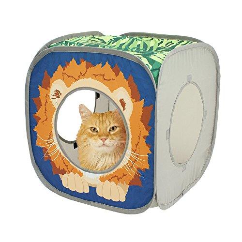 cubo gato de la marca Kitty City