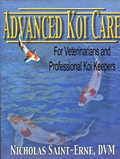 Advanced koi care: For veterinarians and professional koi keepers