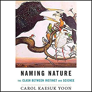 Naming Nature audiobook cover art