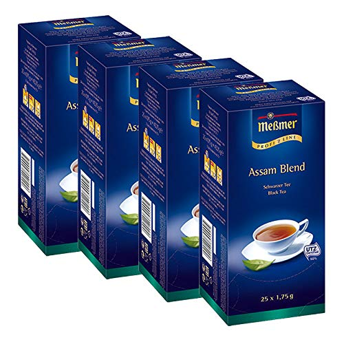 Meßmer ProfiLine Assam Blend 25er / 4er Pack