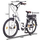 Zoom IMG-2 ncm munich bicicletta elettrica da