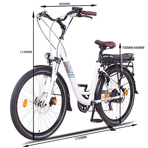 E-Trekkingbike NCM Munich 36V 26″ / 28″ Bild 3*