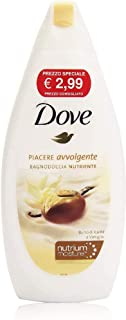 Dove PURELY Pampering -Shea Butter with Warm Vanilla-Nourishing Shower Gel 500 mL