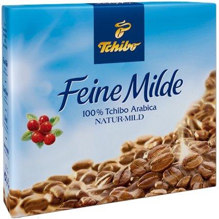 Tchibo Feine Milde Röstkaffee 12 x 250 Gramm
