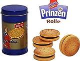 Spielzeug Prinzenrolle Dose gefüllt mit Keksen aus Holz, 1 Stück