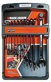Black + Decker BDHT0-71618 Lot de 11 clés combinées