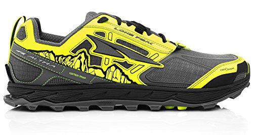 ALTRA Lone Peak 4.0 Gray Yellow