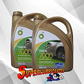BP Visco 7000 5W30 2x4L(8Litros)