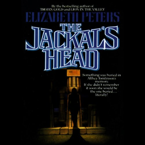The Jackal's Head  audiobook cover art