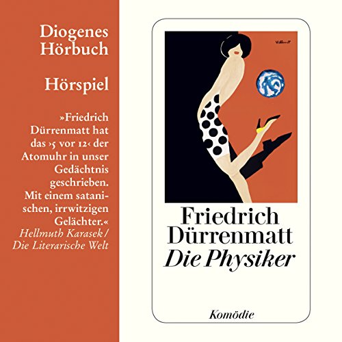 Die Physiker                   By:                                                                                                                                 Friedrich Dürrenmatt                               Narrated by:                                                                                                                                 div.                      Length: 1 hr and 39 mins     5 ratings     Overall 3.8
