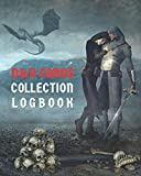 D&D Cards Collection Logbook: Dungeons Dragons Fantasy Game Card Edition Collectables Indexing Book for 5e DM & DnD RPG Players With Pages To Log & ... Collection Index Information (D&D Accessory)