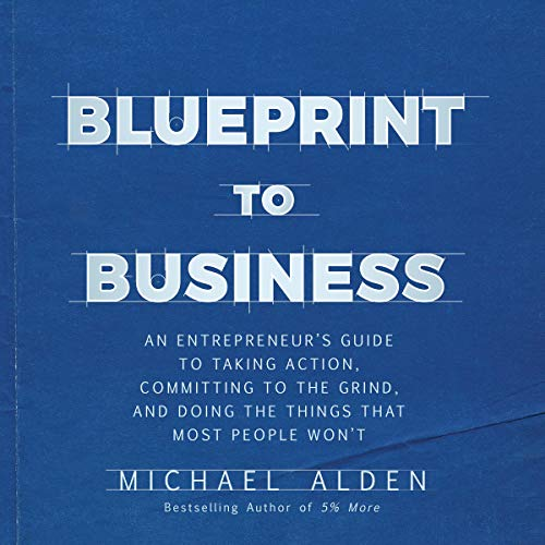Blueprint to Business audiobook cover art