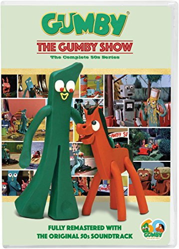 Gumby: The Gumby Show - The Complete 50s Series (DVD)