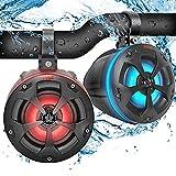 """Best Pyle Utv Speakers - 2-Way Waterproof Off Road Speakers - 4"""" 800W Review"""
