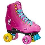 Roller Derby Elite Women's Candi Sabina Skates, Pink, Size 03