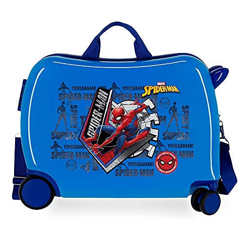 Marvel Great Power Kinderkoffer 50x38x20 cms