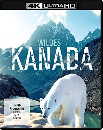 Wildes Kanada  (4K Ultra HD) [Blu-ray]