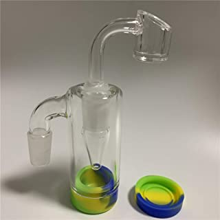 14mm Glass Collector with Silicone Container