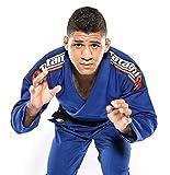 Tatami Fightwear Nova-mk4 BJJGi - Chaqueta para Hombre, Hombre, Color Azul, tamaño F2