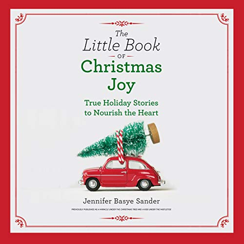 The Little Book of Christmas Joy  By  cover art