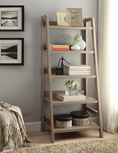 FurnitureMaxx Tracey Ladder Bookcase