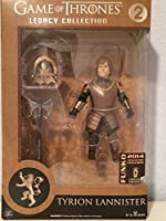 SDCC 2014 Exclusive - Game Of Thrones Battle Armour Tyrion Lannister w/ Scar - Legacy Collection Figure