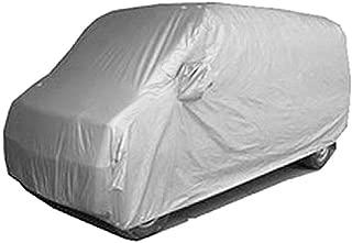 Impermeable Transpirable para Evitar la condensaci/ón en el Parabrisas. Doble Capa sint/ética y de Finas trazas de algod/ón por el Interior Cover+ Funda Exterior Premium para Ford S-MAX