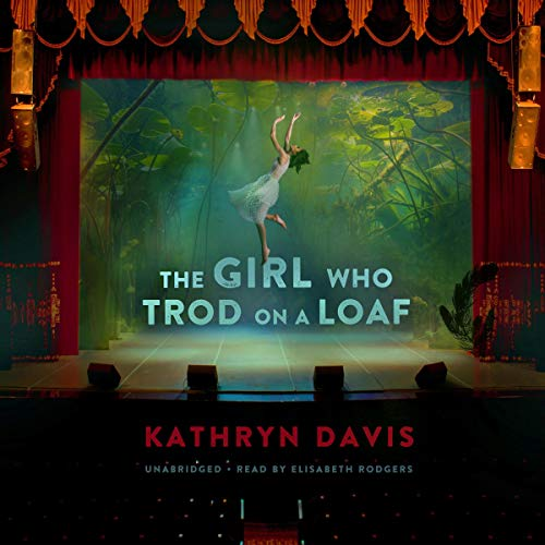 Couverture de The Girl Who Trod on a Loaf