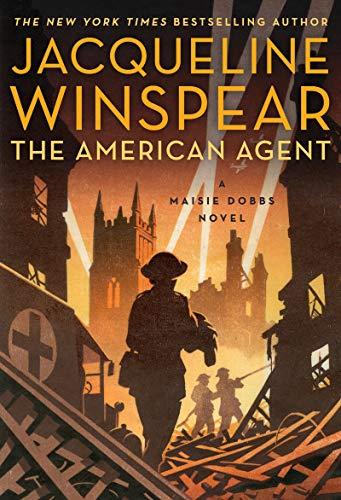 Image of The American Agent: A Maisie Dobbs Novel (Maisie Dobbs, 15)