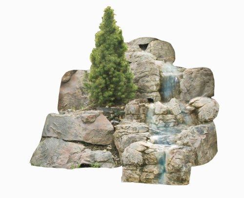 Bachlauf Wasserfall Gartenteich Bachlaufschalen Set III