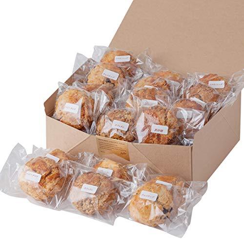焼き菓子工房ひよまめ スコーン詰め合わせ 6種×各3 スコーン 焼き菓子 朝食 軽食 おやつ 沖縄