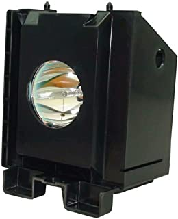 CTLAMP Premium BP96-00608A Replacement DLP/LCD Projection TV lamp Housing Samsung HLP4663W, HLP4663WX, HLP4663WX/XAP, HLP5...