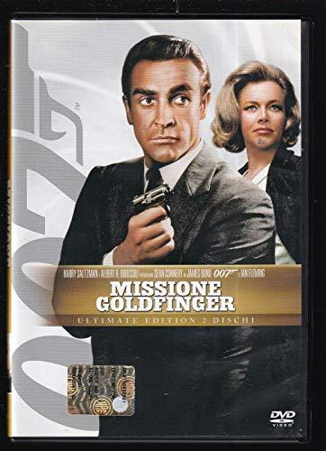 EBOND Agente 007 - Missione Goldfinger DVD Editoriale