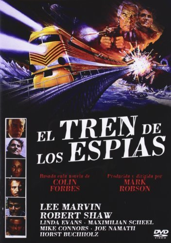 El Tren De Los Espias (Import Movie) (European Format - Zone 2) (2012) Lee Marvin; Robert Shaw; Linda Evans by Unknown
