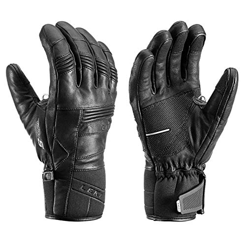 LEKI Unisex Ski Handschuhe Progressive 8 S 649815301 schwarz 8