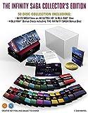Marvel Studios: The Infinity Saga - Collector's Edition Komplettes Boxset UHD [Blu-ray] [Englisch) [UK Import]