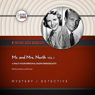 Mr. & Mrs. North, Vol. 1 audiobook cover art